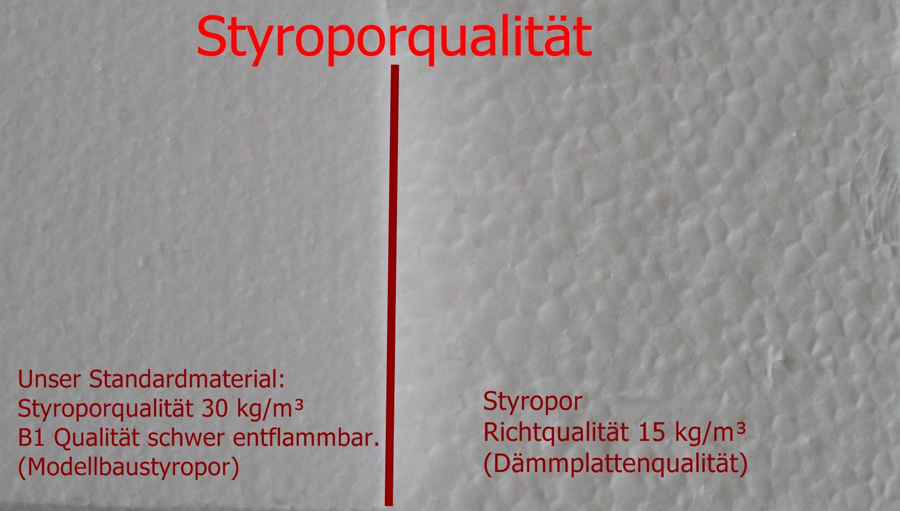 Styroporqualitat-im-Vergleich