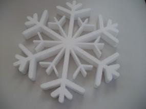 Schneekristall Motiv 3