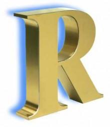 Edelstahlbuchstaben indirekt beleuchtet deluxe Profil 3