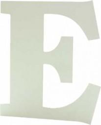 Aluminium eloxiert Buchstaben/ Schriften Materialstärke: 2 mm