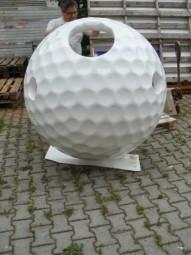 Monstergröße Golfball Ø 150 cm