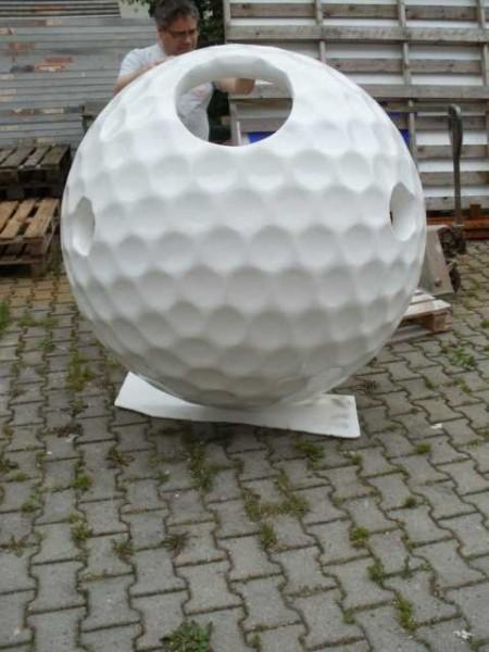 monstergr e golfball 150 cm deko figuren shop. Black Bedroom Furniture Sets. Home Design Ideas