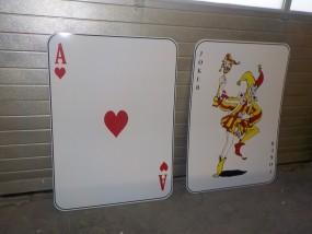Spielkarten (zur Vermietung)