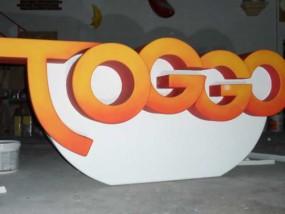 Logo-Tisch