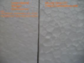 Qualitätsunterschiede beim Styropor