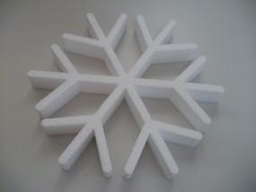Schneekristall Motiv 2
