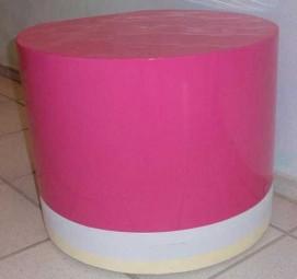 Präsenter / Podest Zylinder