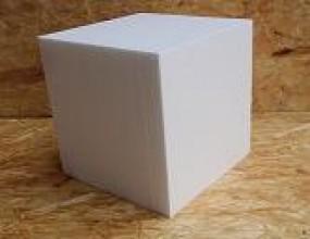 Styropor-Würfel - Zuschnitt 40 cm